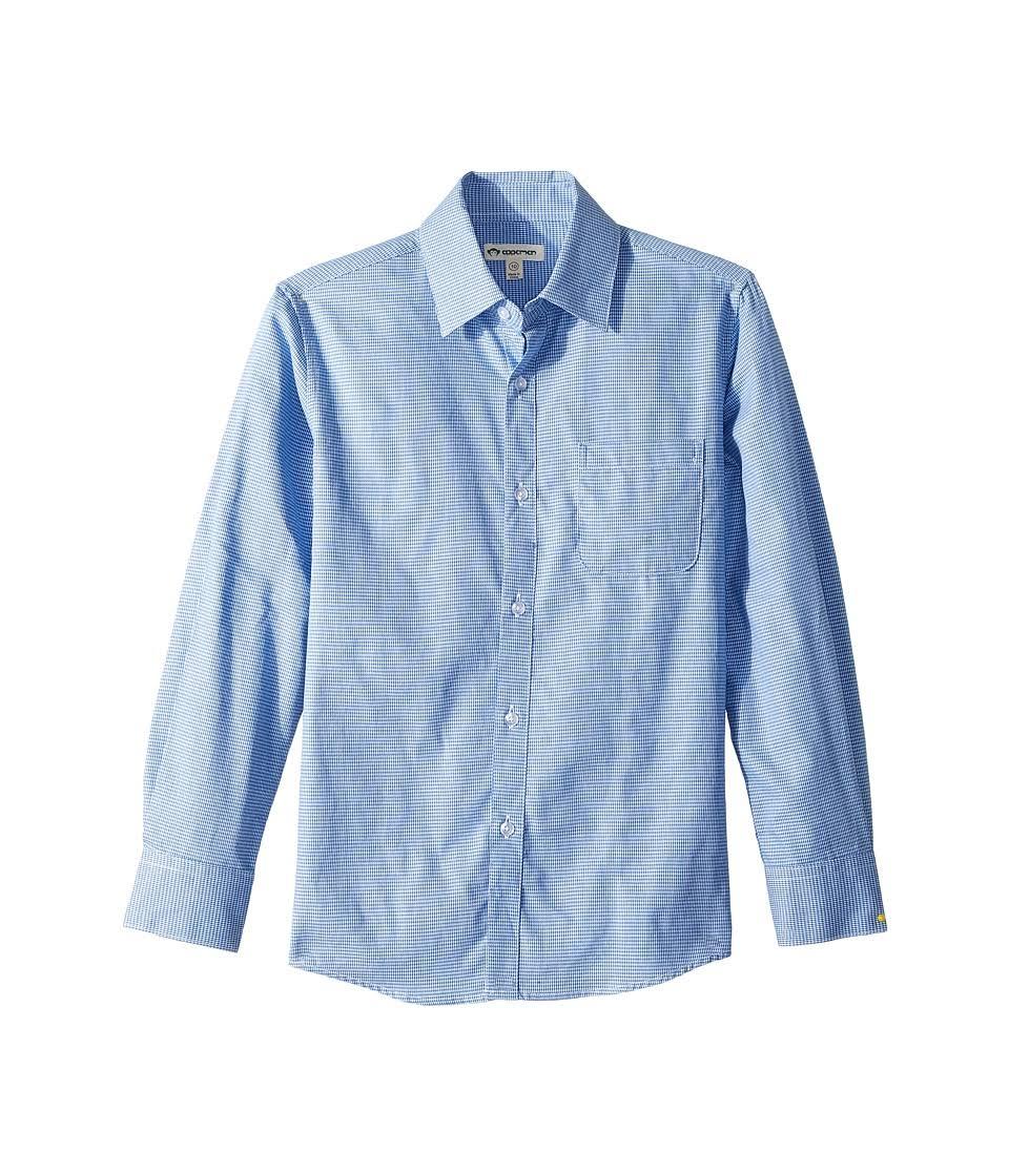 Blauer Standard Hahnentritt shirt Das 3t qEdzwnf