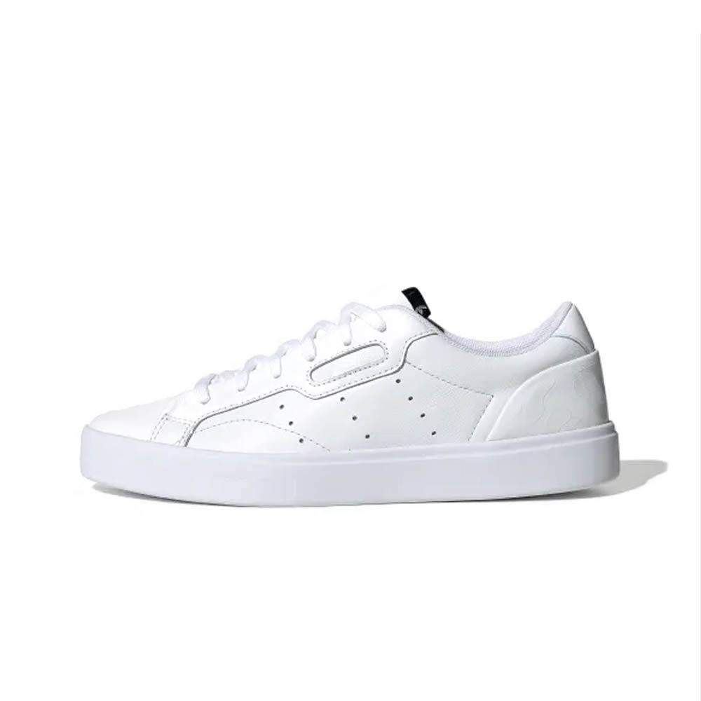 Adidas Sleek Shoes - Womens - White