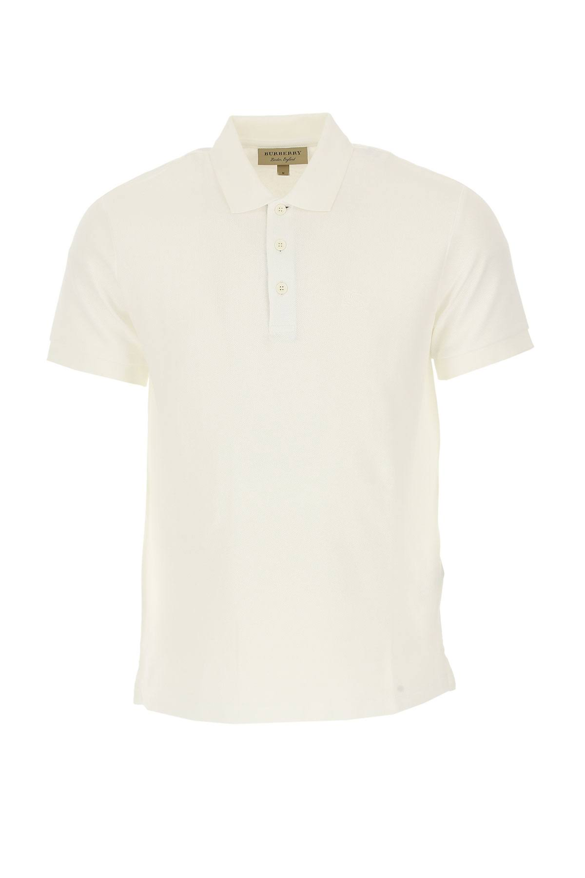 Polo Burberry Polo Burberry ShirtBiancoM Burberry Polo ShirtBiancoM f6gyYvb7