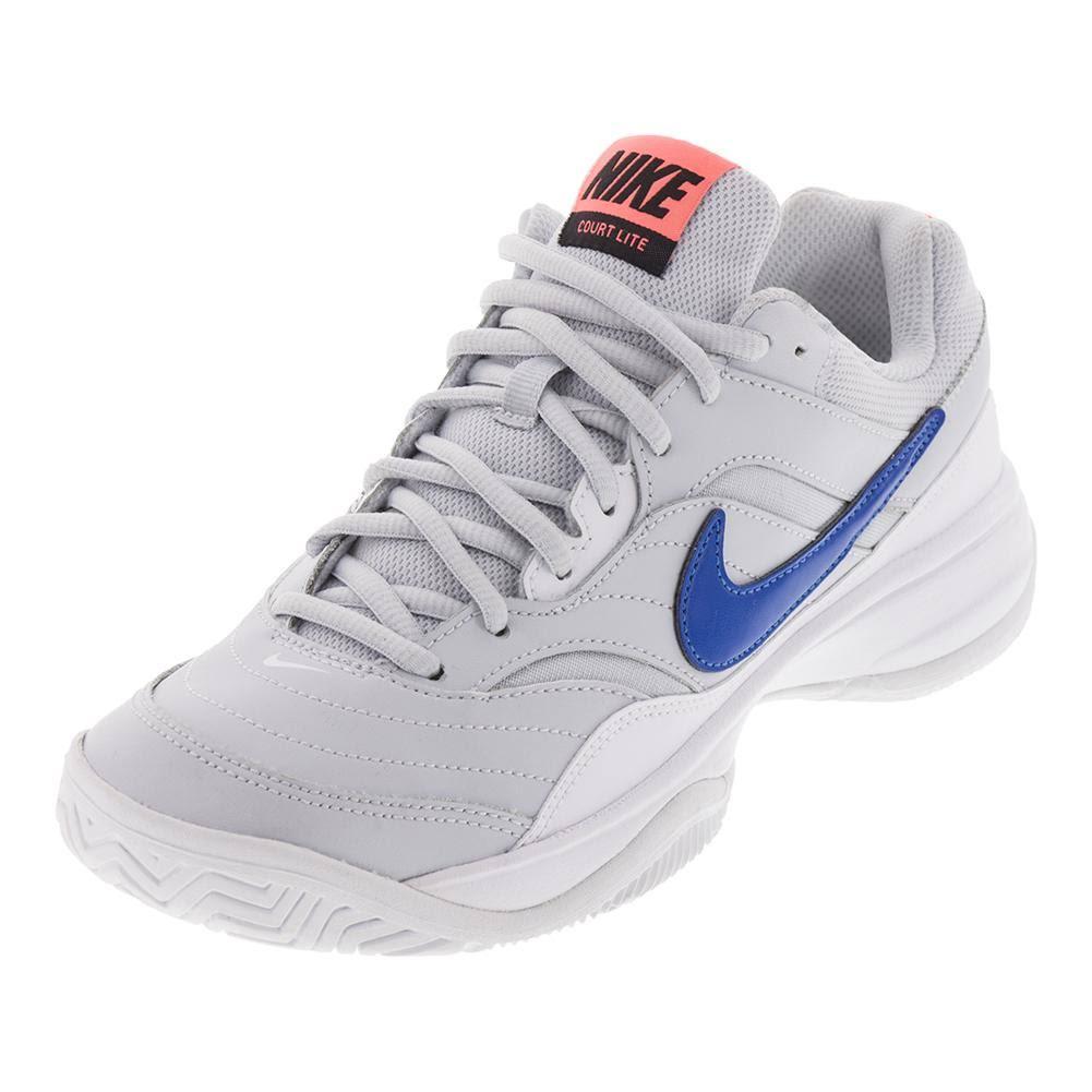 Tenis 5 Zapatillas Plateado Puro caliente Tamaño Nebulosa Lite Nike Lava Mujer Azul De 7 Court Para negro g5nrqcB5p