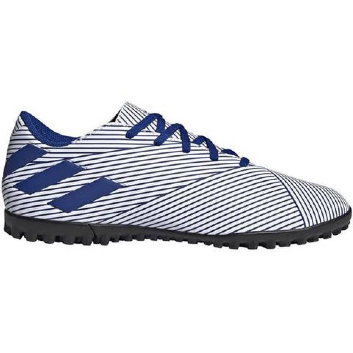 Adidas Nemeziz 19.4 TF White Royal Blue Core Black