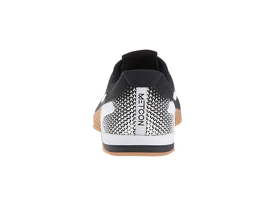 Brown Metcon 9 Medium 006 White Black Nike Gum Goma Hombre 5 para Ah7453 4 OqdcBcz