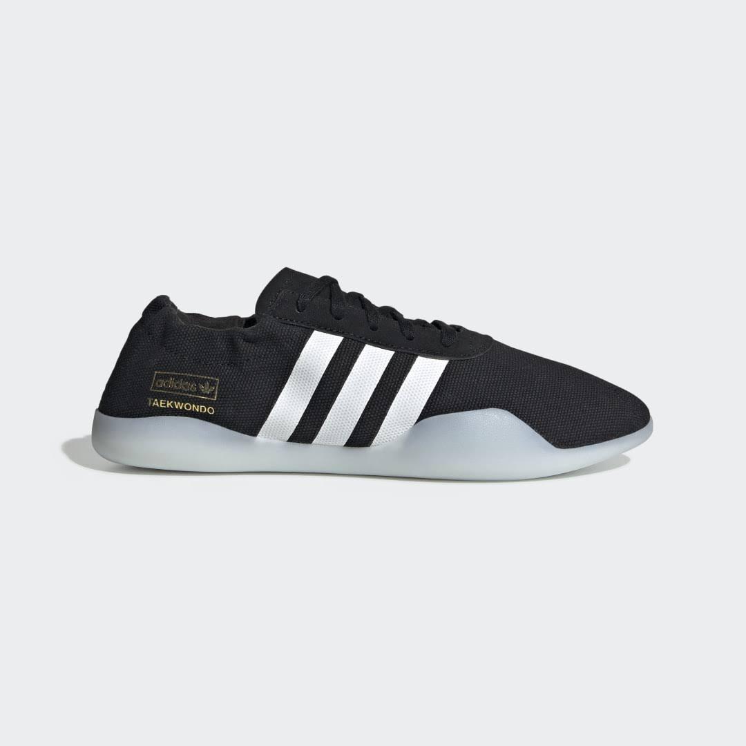 Adidas Taekwondo Team Shoes - Womens - Black