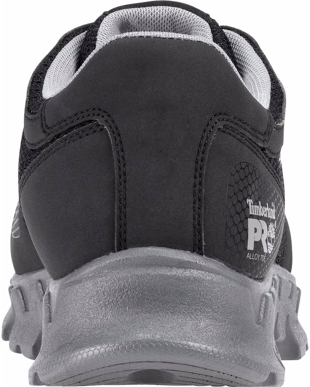 Timerland De Pro Alloy 11 Hombre Zapatos Trabajo Negro Powertrain Toe Esd TOHwU7qx