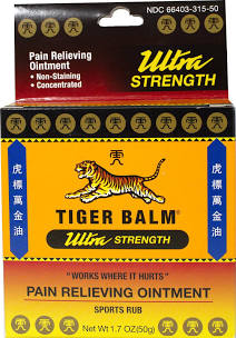 Tiger Balm Tiger Balm Ultra Strength-1.7 oz Ointment