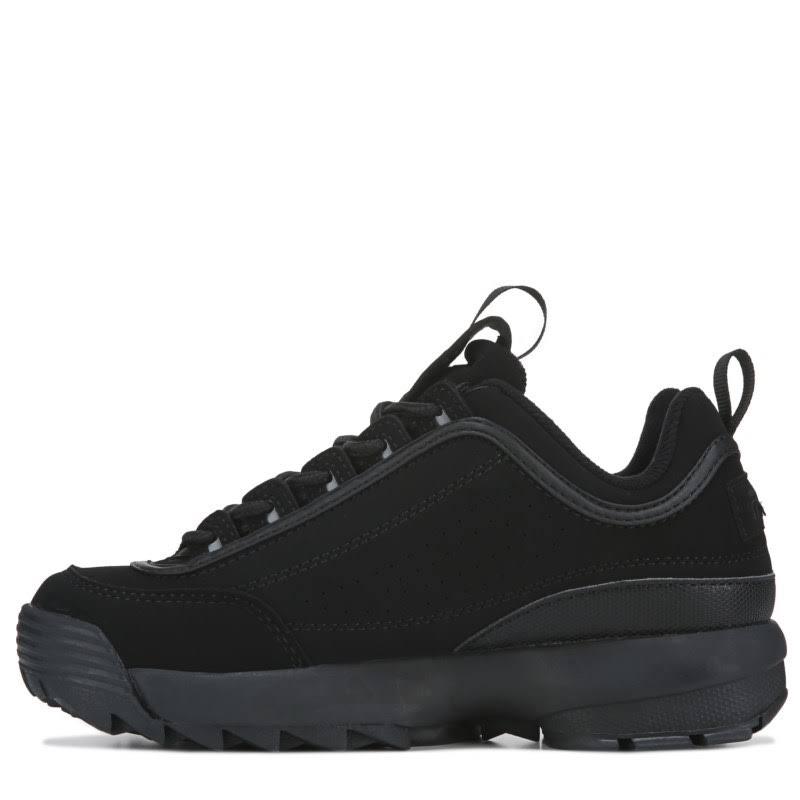 Czarna Rozmiar Czarna M Damska czarna Fila Premium Sneakers 2 Trampka 0 6 wOaqY