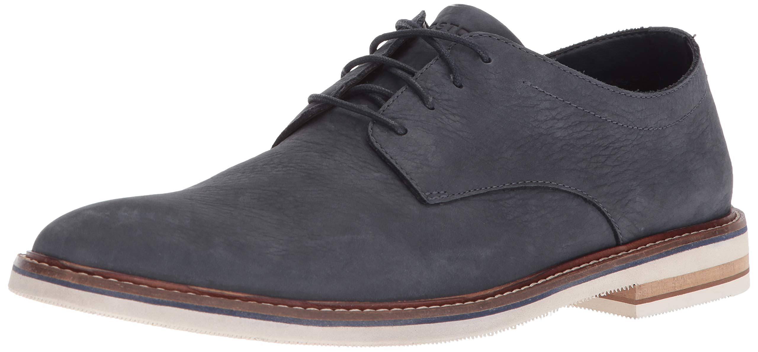 Dezmin Nubuck Bostonian Heren 7 lederen maat schoenenNavy kleding nOmNw8v0