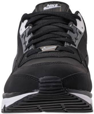 Sneakers Schwarz Mens 3 687977 Ltd Weiß 011 Max Nike dunkelgrau Air W1BXnT