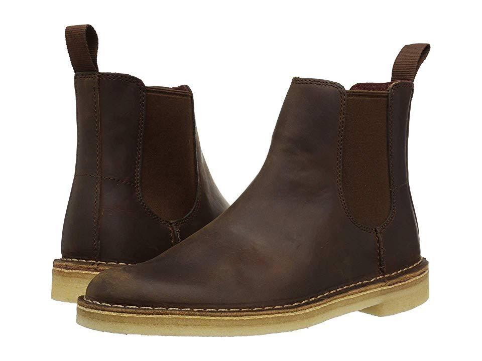 Clarks 0 Hombre De En Peak Desert Boot Tamaño Cuero Cera 11 Abejas Para OqrPOgxw