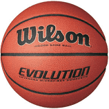 Wilson Evolution Women's & Youth, 28.5'' Basketball, WTB0586