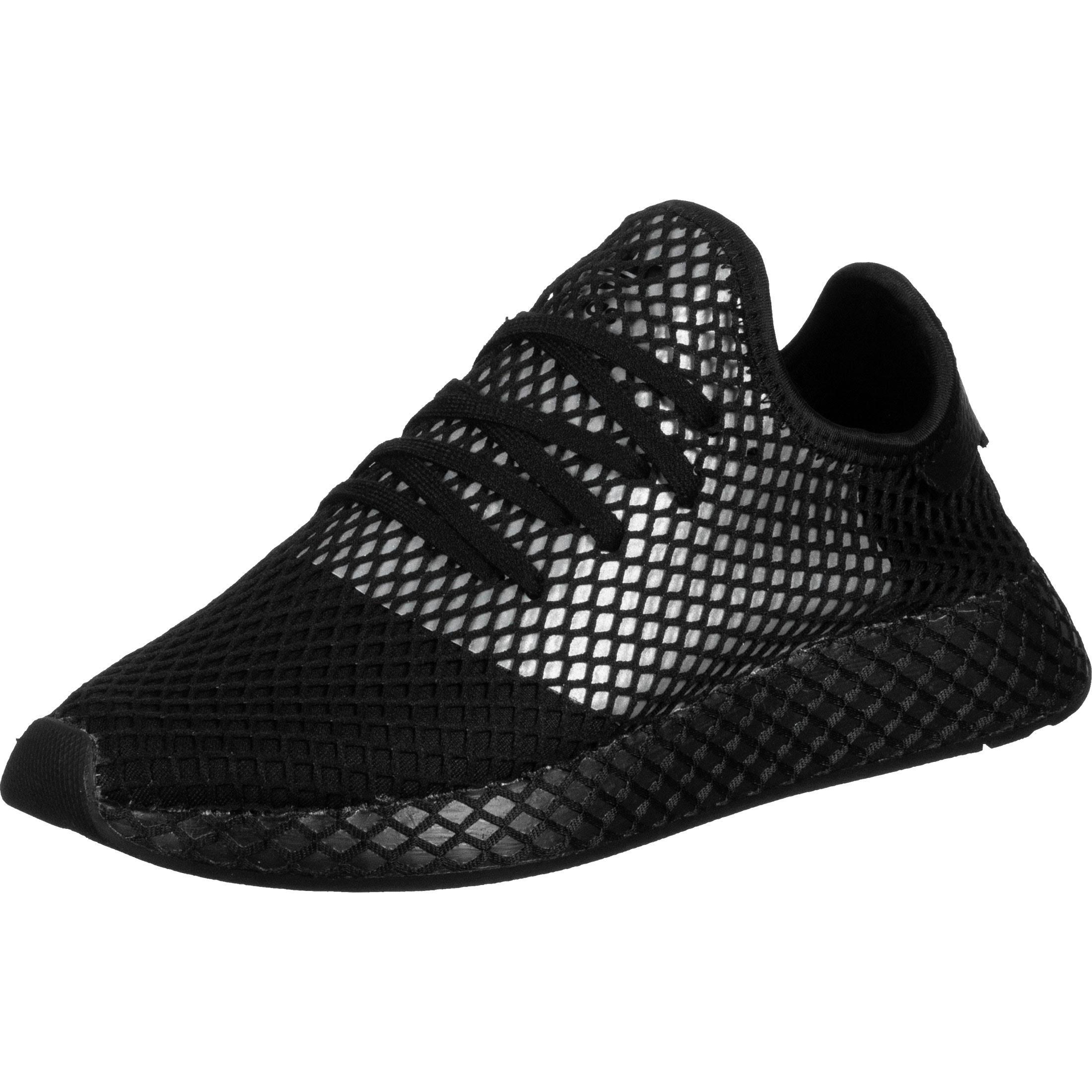 Adidas Originals Deerupt Runner Trainers - Black