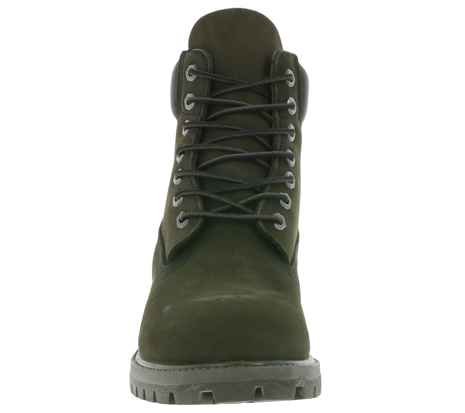 Mens Chocolate Dark Nubuck Boots Timberland Inch Premium Waterproof 6 Farbe gq0zxw