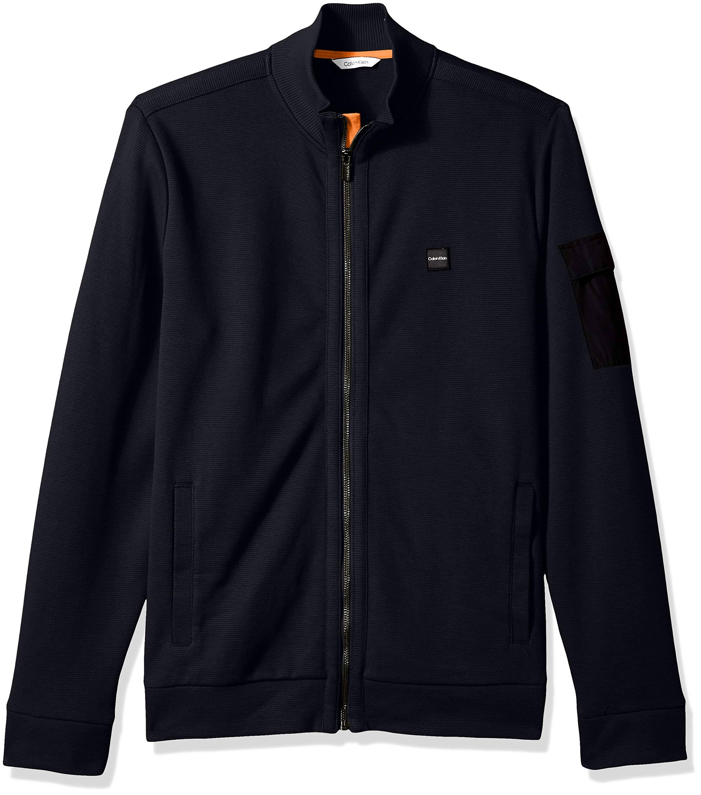 Herren Weekend Klein Calvin Up Sweater Zip Lightweight Layer FanUwq