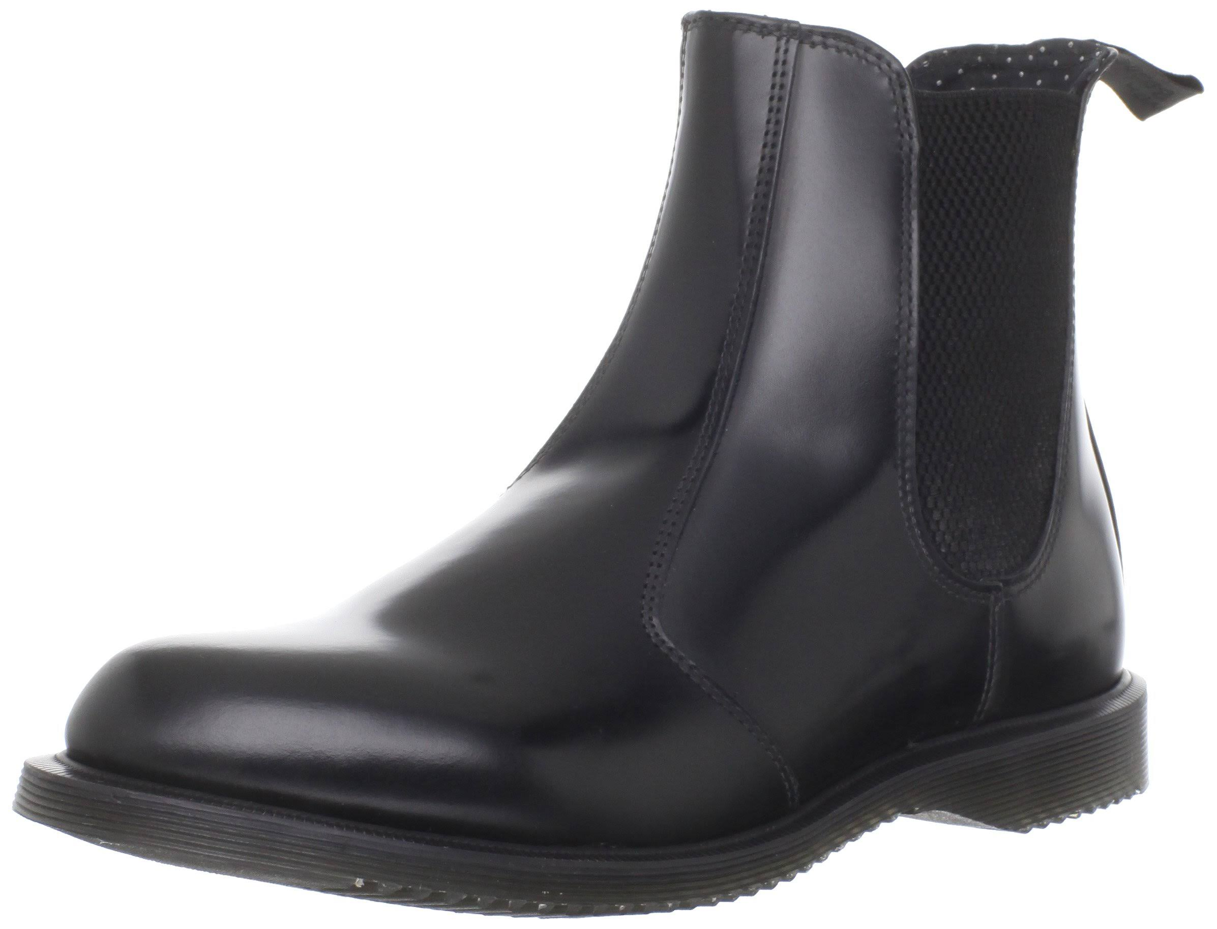 Smooth Dr Black women's Flora R14649001 Uk6 Martens xqq04tRwp
