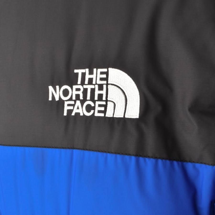 Gris Xs Jacket Nuptse Hombre Bomber Face Tamaño Asfalto Azul The North 1992 qnxvIw8a