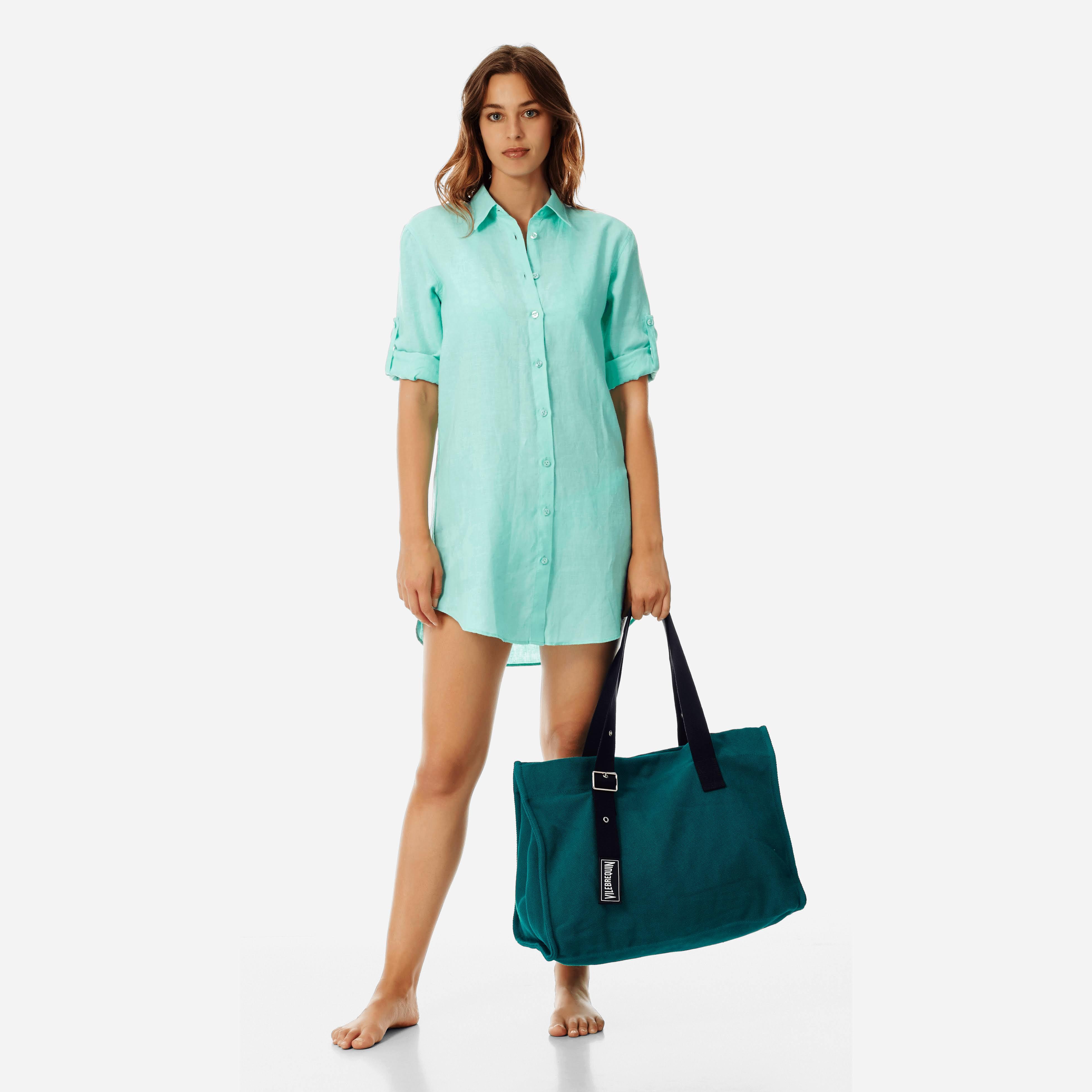Para Menthe Md De Lin Vilebrequin Fragance Regular Uni Traje Baño Mujer 8Xw1zq