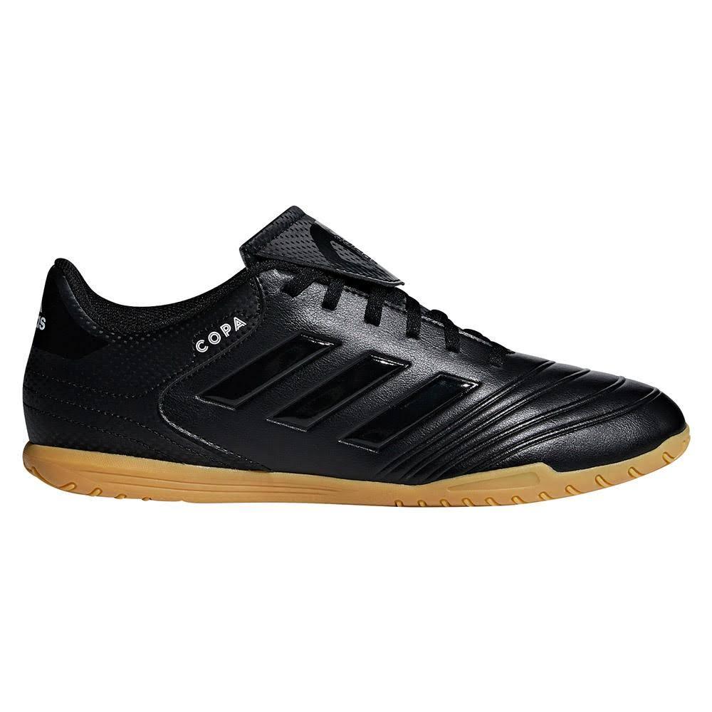 Adidas Copa Tango 18.4 in Black 9.5 - Men's Indoor Shoes