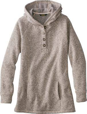 Cabela's Women's Sweater Fleece Hooded Pullover