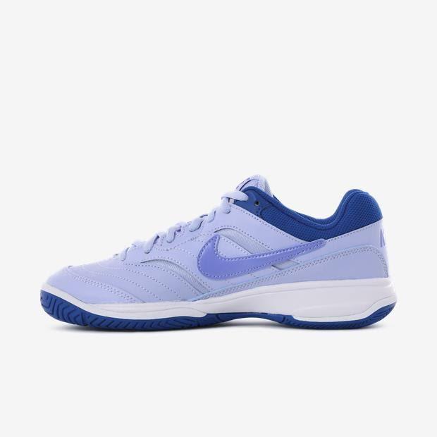 Nike Azul Court Lite Claro Tênis FzOqwaOd
