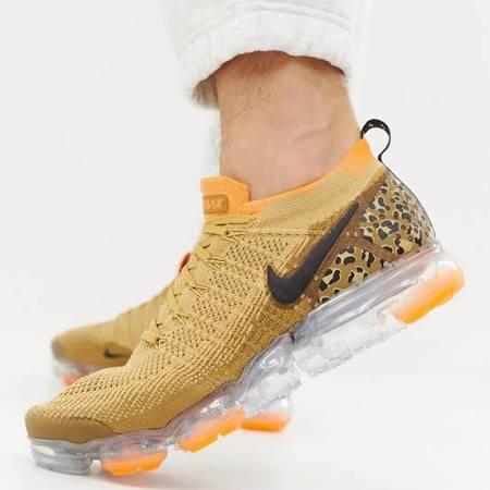 Trainers Yellow Vapormax Cheetah Safari Beige In Nike Running RPIg0qRw