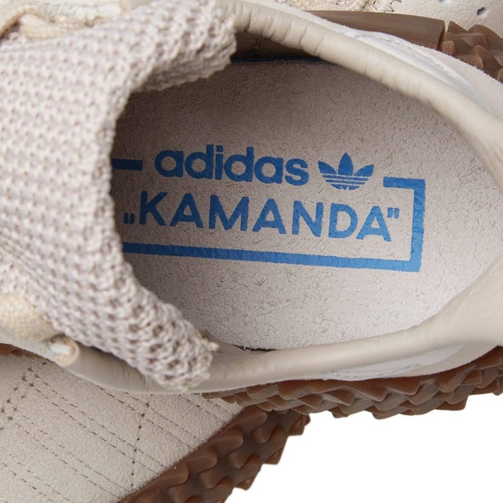 White Beige Trainers Adidas Kamanda 01 qwAI7pR6