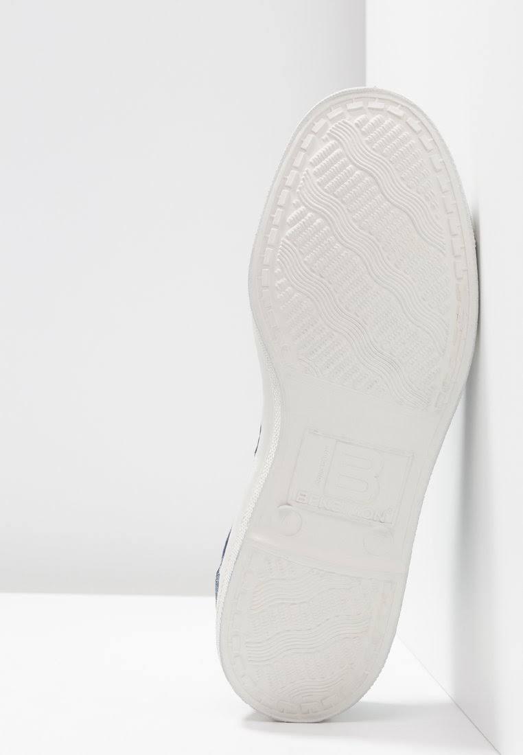 Zapatillas Zapatos Navy 40 Oscuro Bensimon Azul Mujer Talla UnRx08