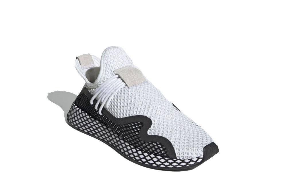 uomo Deerupt BiancoNeroBianco bianconero Adidas Bd7874 2Y9eEDHIW