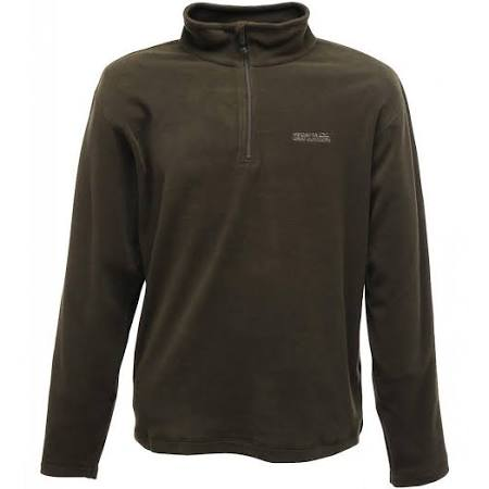 Zip Great Blue Thompson 4xl Top Outdoors Hombre Regatta Sea Half Fleece qXp4w46dS