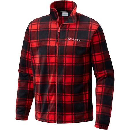 S Spark Chaqueta Red Buffalo Mountain Estampada Steens M2164715 Columbia qTvaZ