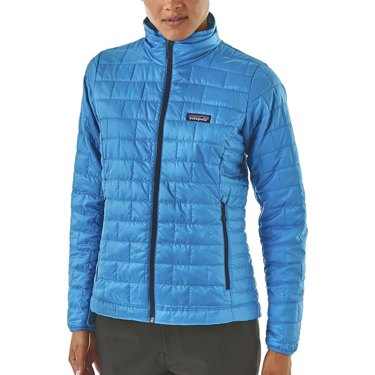 Patagonia Für Puff Damen Jacket Nano L 84217 Lapiz Blue fTqT6a