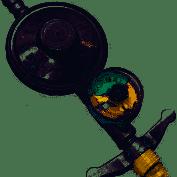 Medidor De Gás Manômetro Registro Regulador Válvula Cozinha