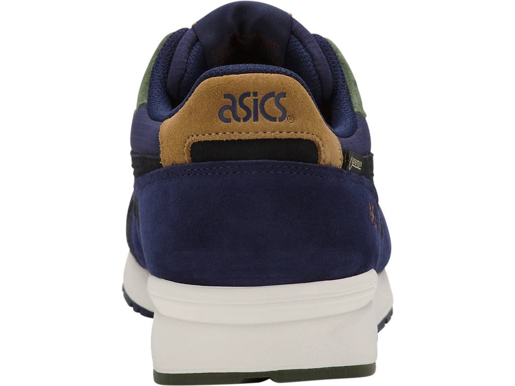 Peacoat Asics Tiger lyte Sneaker tx Gel Low black G xqa0P6HRq
