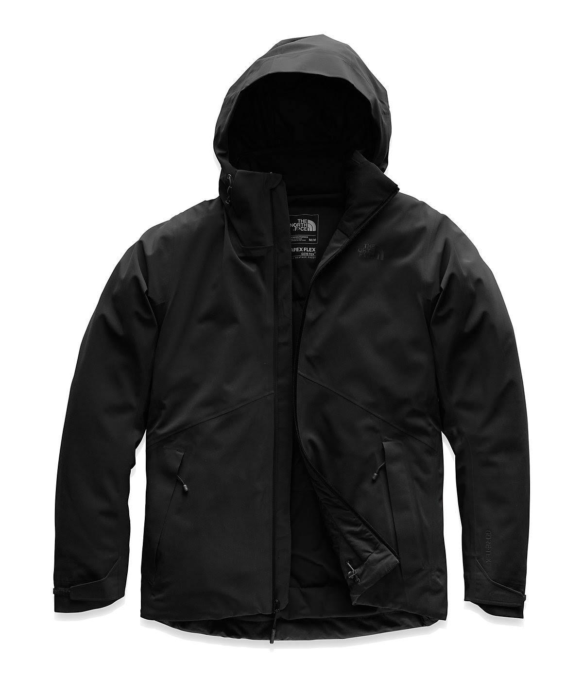 Schwarz Gtx Flex Xs Damen North Schwarz Face Thermal Apex The Jacket pqw8OF