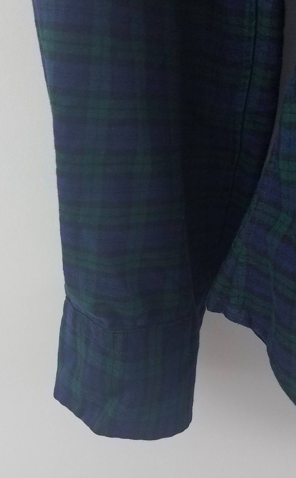 Para Ralph Forestnvy Hombre Con Camisa Oxford S Lauren Botones cTrTqXf