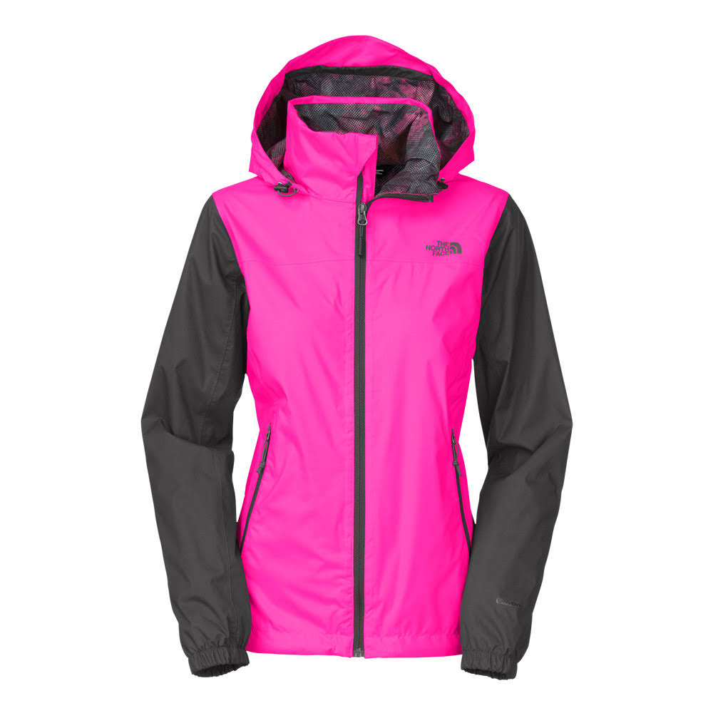 Resolve Plus North Mujer The Face Azul Chaqueta nqC7H4n0Fw