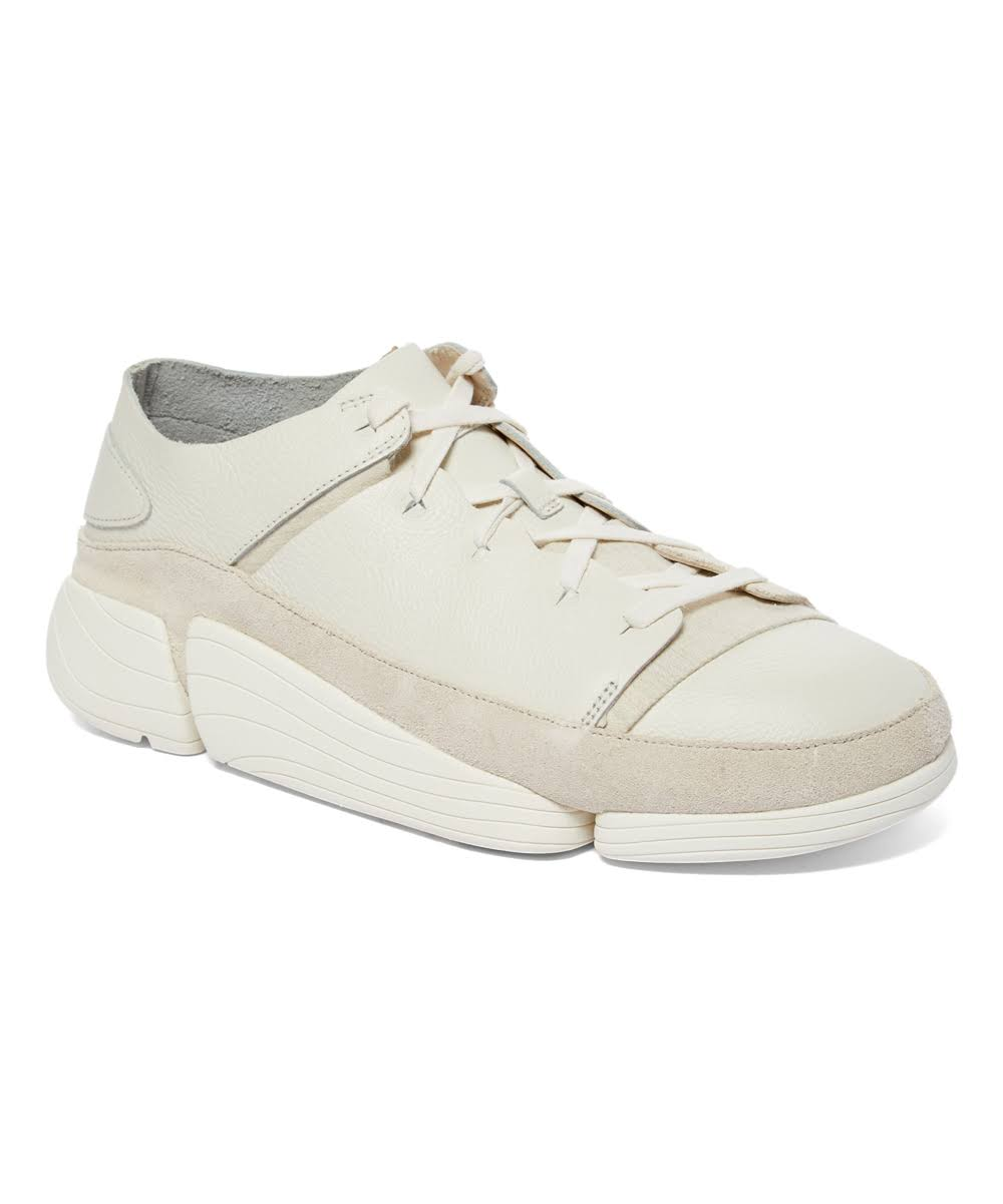 Clarks Schoenen door Mens 9 5 Evo Trigenic White Ruze maat oCdxrBe