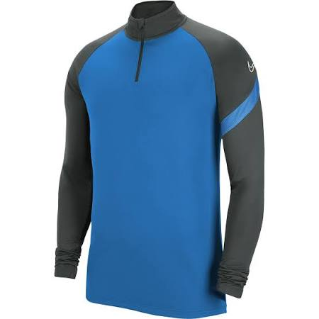 Nike Academy Pro Drill Top (Photo Blue/Anthracite) Large