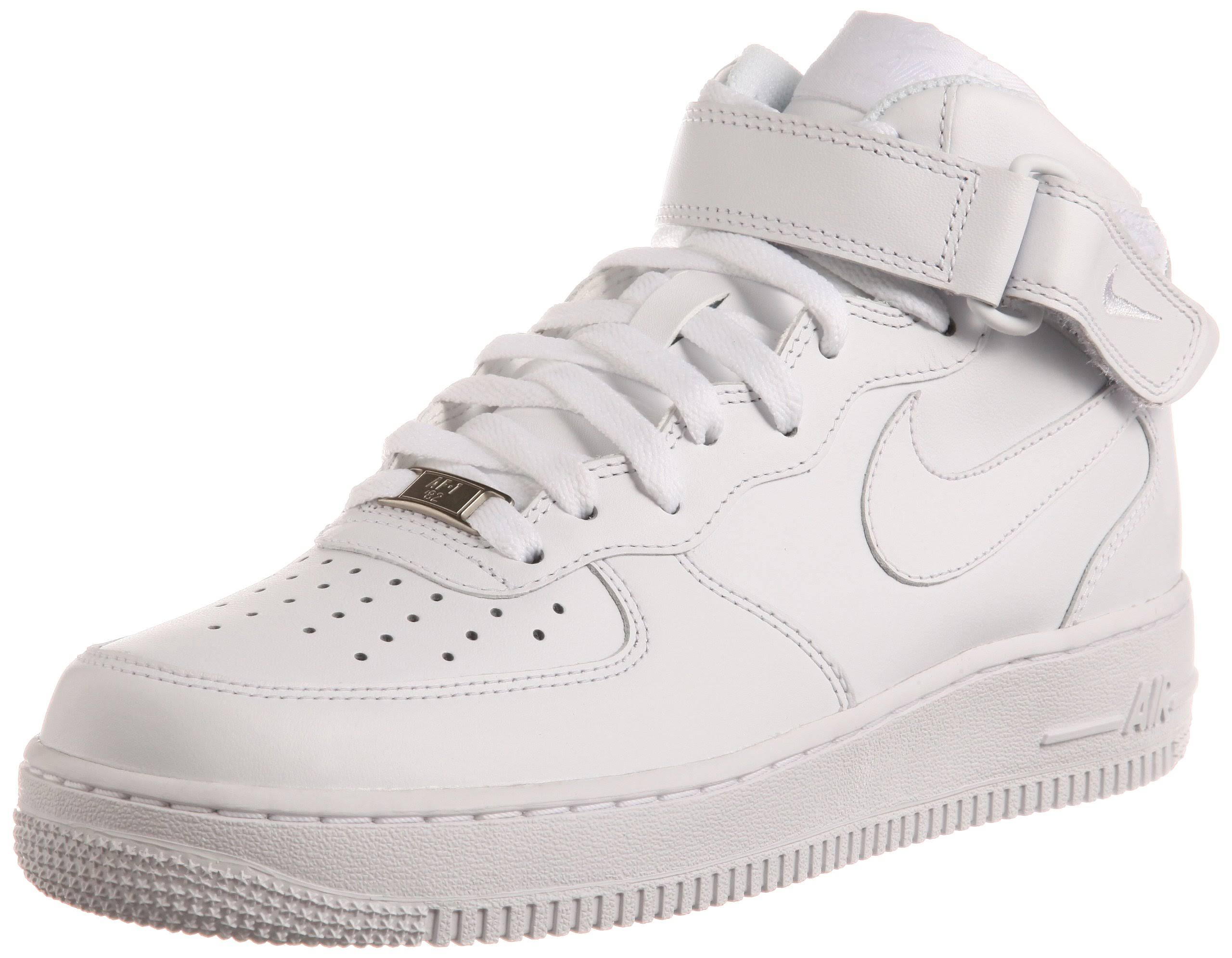 1 Nike herenschoenwit Force '07 Mid Air 6v7yYbfg