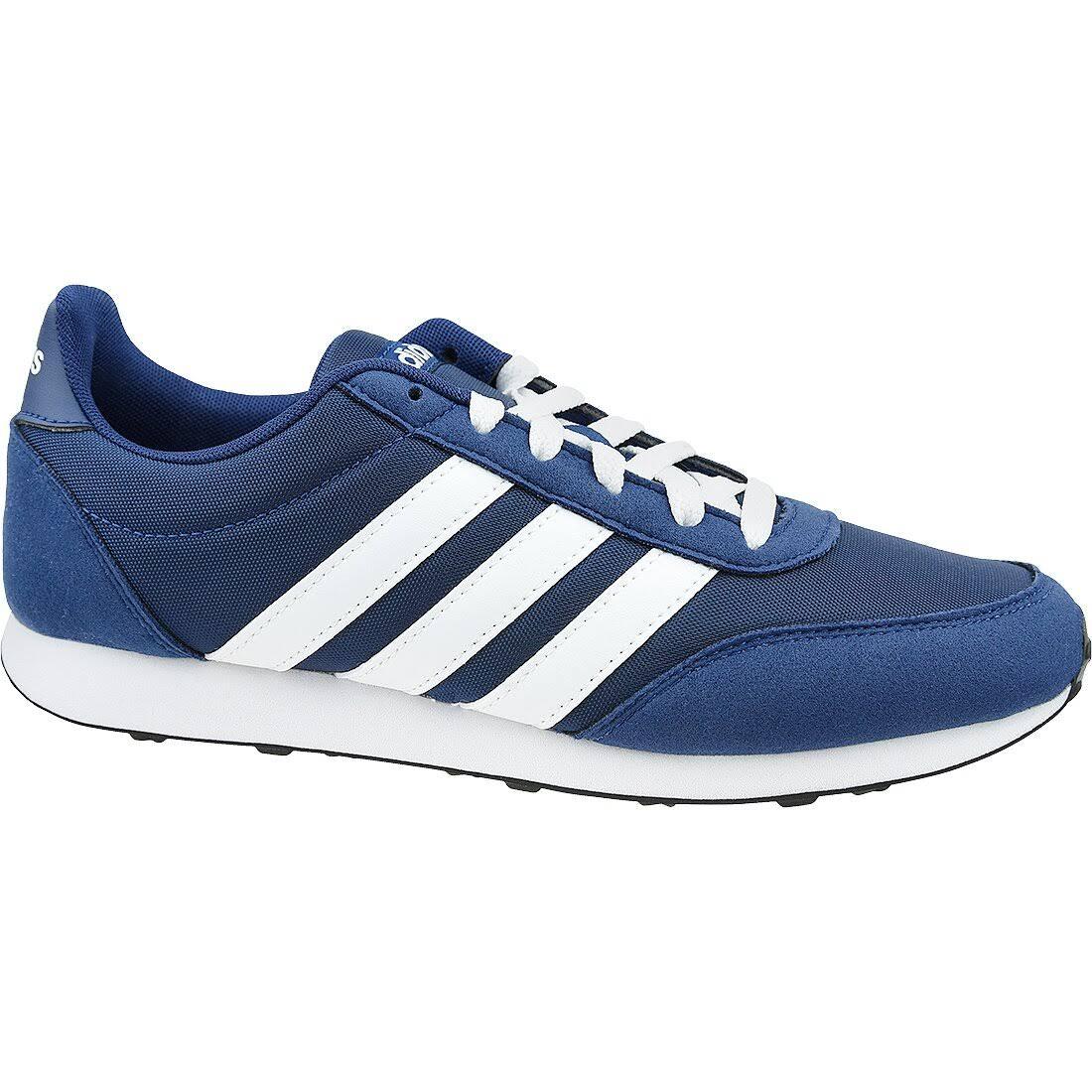 (6) adidas V Racer 2.0 B75795 Mens Navy Blue sneakers