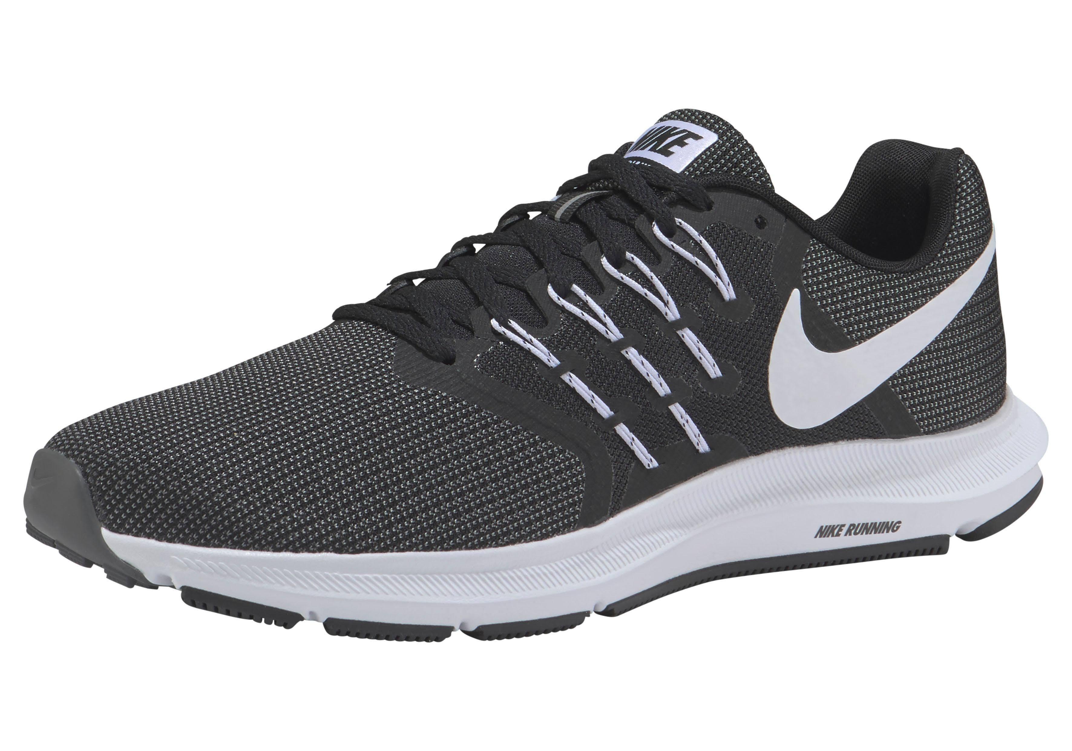 Heren Swift Hardloopschoenen 001 Nike Zwart 908989 Run 0PIwzp