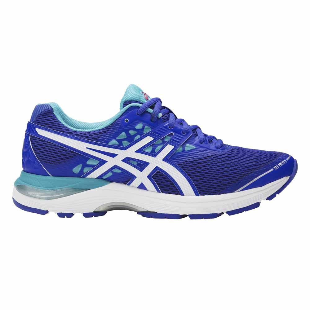 Running Asics Pulse Womens Shoes Blue 9 Gel qrRxO5rI