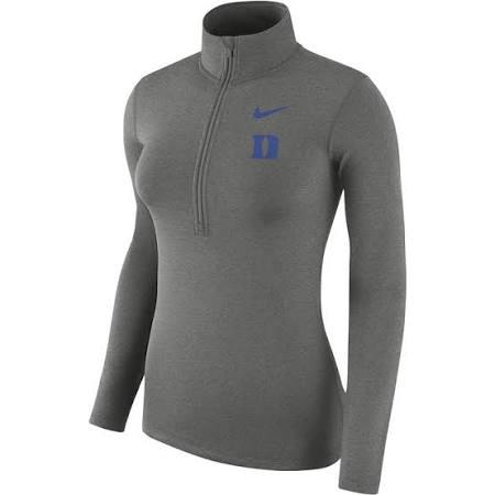 Blue Hyperwarm Mujer Con Devils Nike Cremallera Quarter Jersey Ncaa Duke Para dvgqId