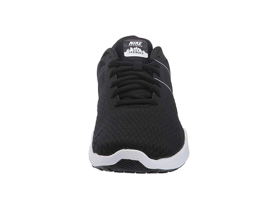 City 41⁄2 Black White Ladies Size Trainer Nike Trainers 2 qd4xBC