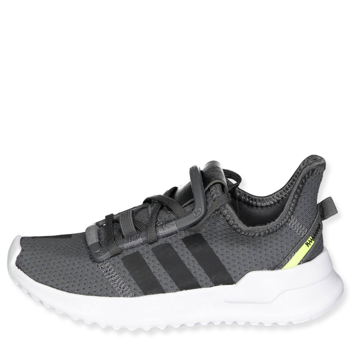 Adidas Originals Children Boys U_Path Run Trainers Size 10 in Grey