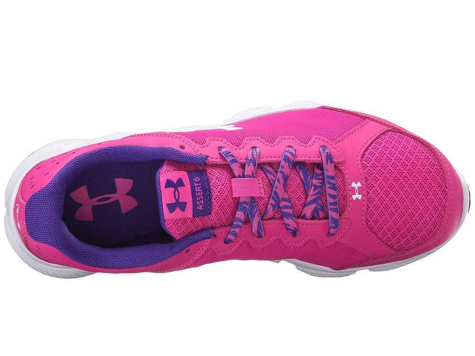 Weiß Assert G Armour Sneaker Pink Herren Micro Under grundschule 6 xg7za6qq