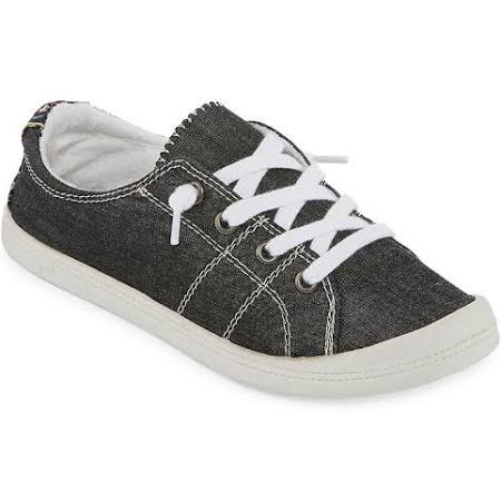 2 Medium 1 Schwarz Sneakers Damen Pop Highbar Schwarz 8 wqUYfv0