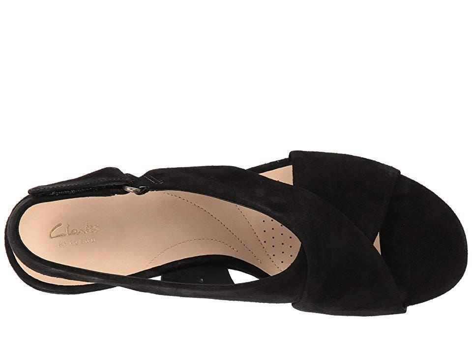 Maritsa su Lara Clarks Dames sandaalmaat12zwart Platform RAj54q3L