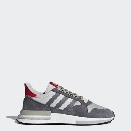 White Y B42204 Rm Scarlet Blanco Zx Para Grey Four Ftwr Hombre Escarlata 500 Adidas wSx74