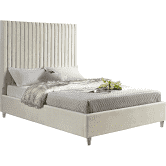Meridian Candace Bed Queen  Item# 11924
