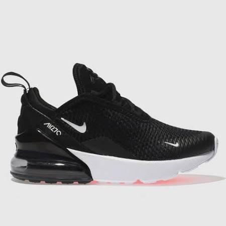 Nike Air Max 270 Children - Black - Trainers  knYGiYU